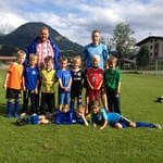 U7-Trainingsstart